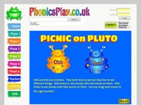 picnic on pluto