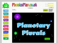 planetary plurals