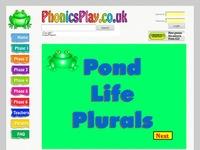 pond life plurals